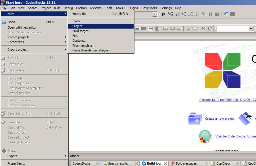 Set up SFML with CodeBlocks step by step tutorial | bobi911 com